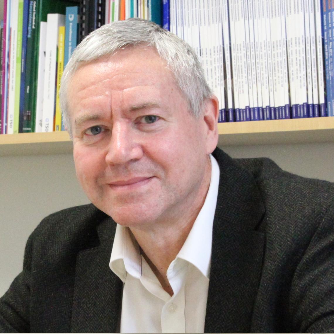 A photograph of John O'Brien.